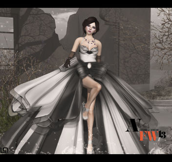 *LpD* *DAMA* Dress for Ave Fall Winter Fashion Week 2013 - Free image #315963