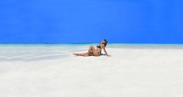 carmen fiano maldive - Free image #316013