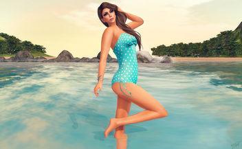 Beach Baby - image gratuit #316323