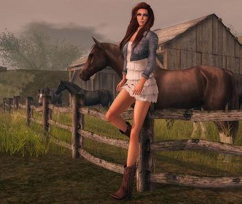 Rural Princess - Kostenloses image #316353