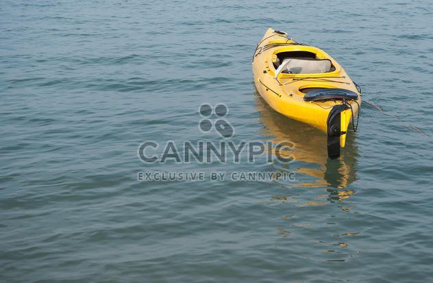 Cayak jaune - Free image #317413