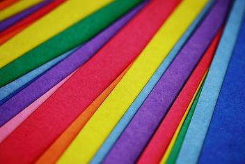 Paper Rainbow - Free image #318573