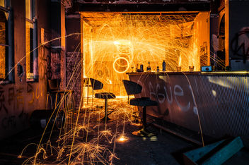 Hotel Bar Fire - бесплатный image #319143