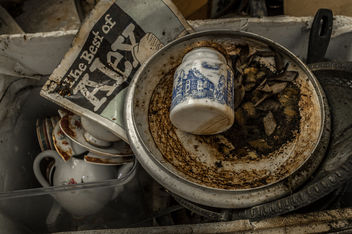 Urbex Wash Up - image #319603 gratis