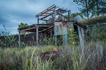 Abandoned Gold Mine - Free image #319643