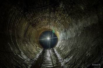 Light at the end of the tunnel - бесплатный image #319663
