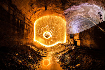 Long Exposure Wool Spin - бесплатный image #319893