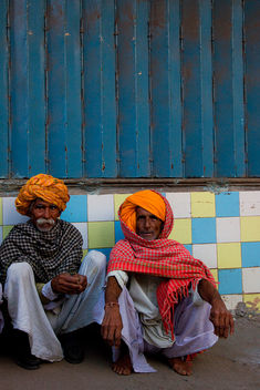 Turban Friends From The North! - Free image #320993
