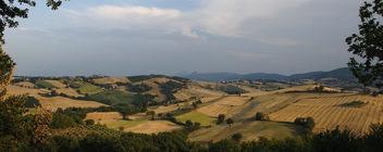 Le Marche landscape - Loretello, Italy - Kostenloses image #321203
