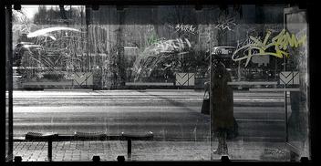 Bus Stop - Free image #321823