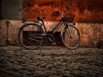 More bikes in Rome... - Free image #321923