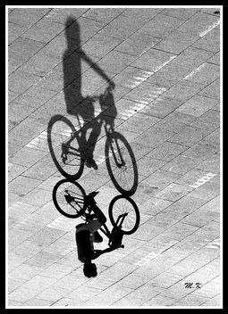 Biking on the Corniche - Beirut, Lebanon - Free image #323473