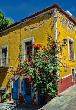 Color & Texture In Guanajuato II - бесплатный image #324633