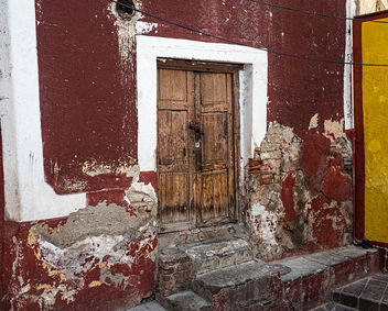 Interesting Doorway - Guanajuato - image gratuit #324683