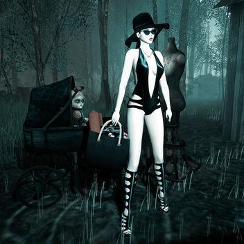 Vampire story - Free image #325693