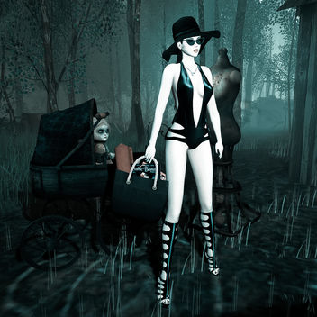 Vampire story - image gratuit #325693