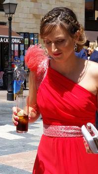 Dama En Rojo - Free image #325743