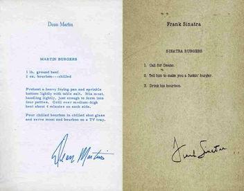 Dean vs. Sinatra - image #326393 gratis