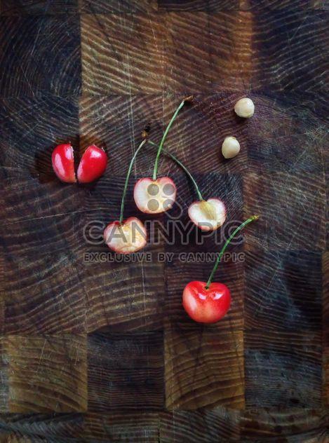 Cerejas brancas - Free image #326523