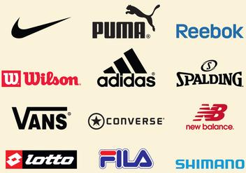 Sport Brands - vector #326783 gratis