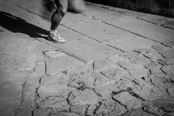 Marathon man - Free image #326963