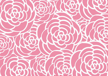 Pink Roses Wall Tapestry - Free vector #327133