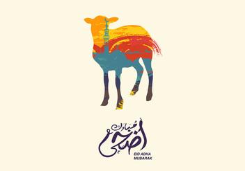 Vector Eid Al Adha - Free vector #327373