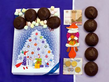 chocolate desert - image #327843 gratis