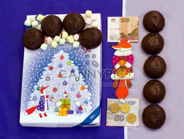 désert de chocolat - image gratuit #327843