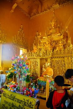 Thai Bhudism church - Free image #327873