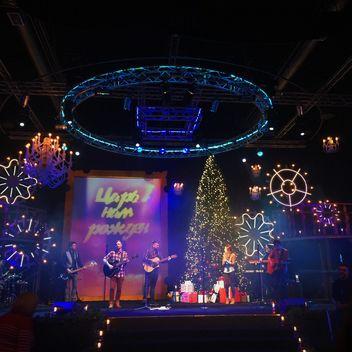 Hillsong concert, Kyiv, Ukraine - бесплатный image #329273