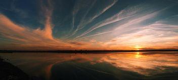 Sunset in Odessa (Ukraine) - image gratuit(e) #329983