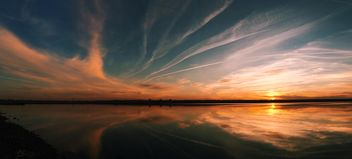 Sunset in Odessa (Ukraine) - бесплатный image #329983