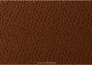 Free Vector Crocodile Leather Background - бесплатный vector #330033