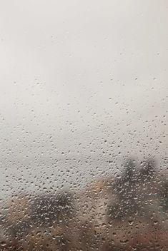 rain drops on window - Kostenloses image #330423