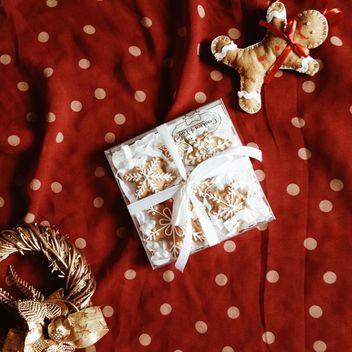 christmas cake - image #330733 gratis