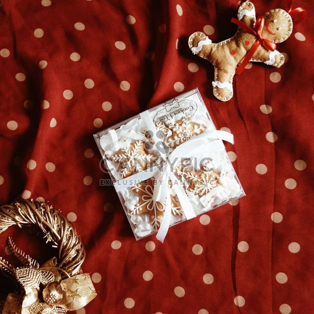 pastel de Navidad - image #330733 gratis