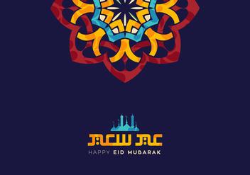 Vector Eid Al - Fitr - Free vector #330763