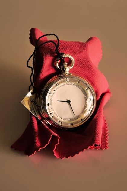 old pocket watch - image gratuit #330913