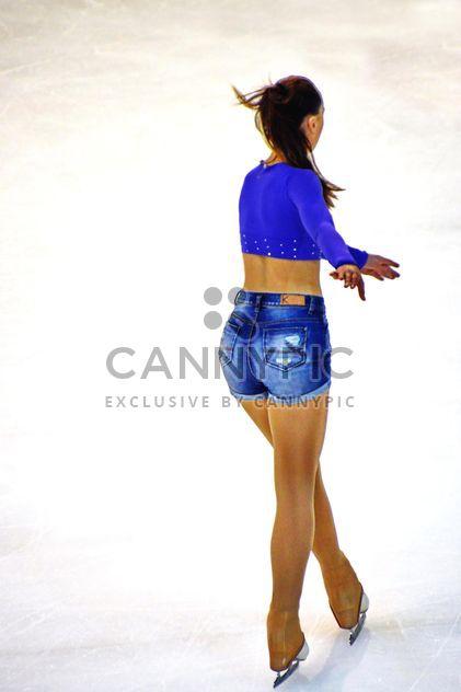 Patineuse de patinage - image gratuit #330983