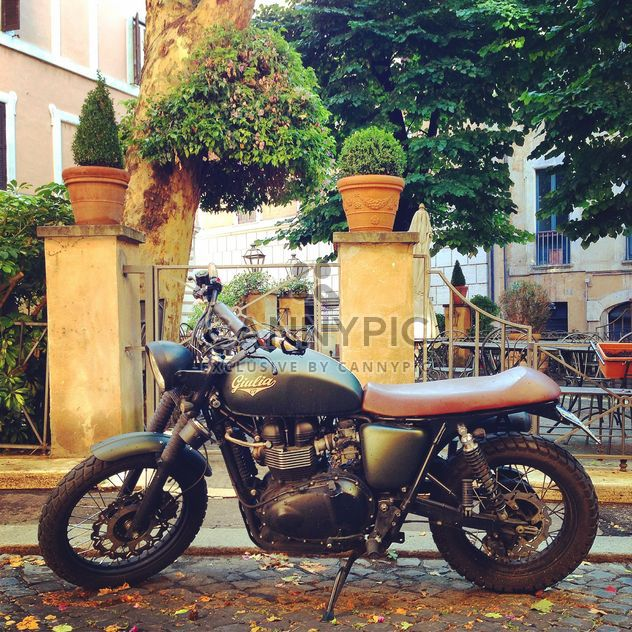 Triumph Giulia motorcycle old - Free image #331113