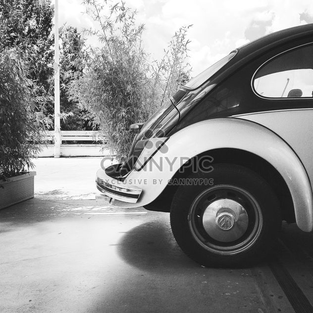 Old Volkswagen car - Free image #331123