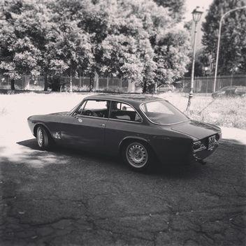 Old Alfa Romeo car - image gratuit #331313