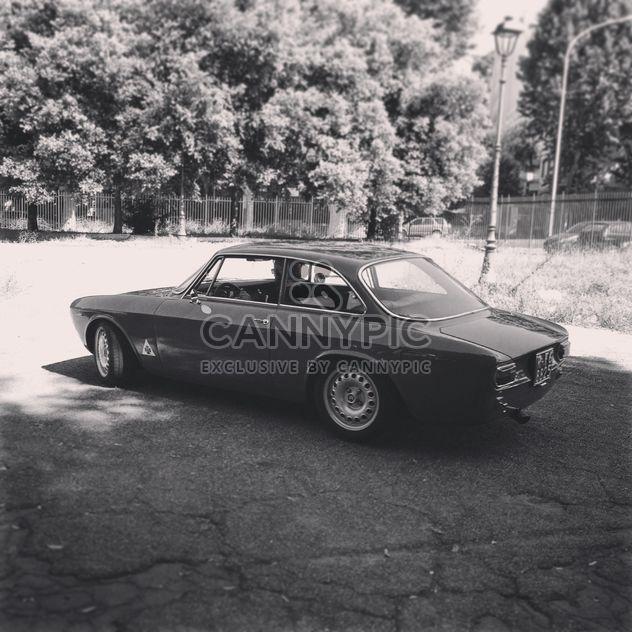 Viejo coche Alfa Romeo -  image #331313 gratis