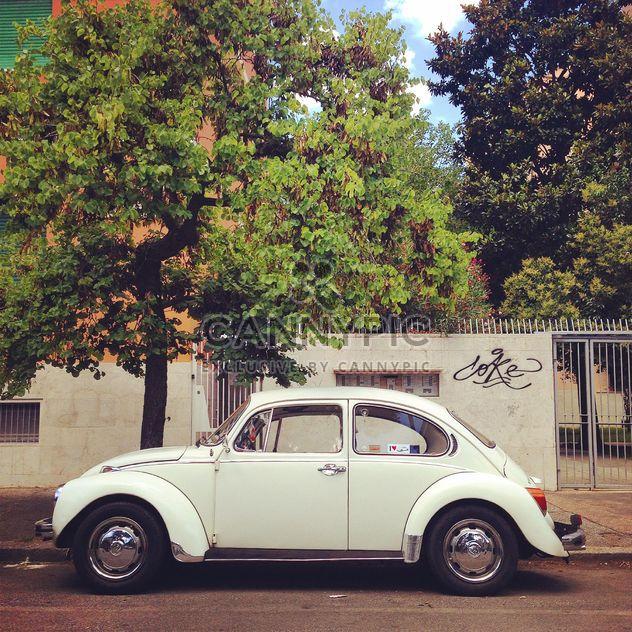 Voiture Volkswagen Beetle - image gratuit #331343