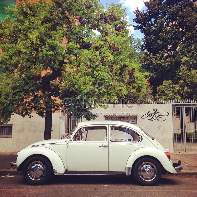 VW Käfer Auto - Kostenloses image #331343