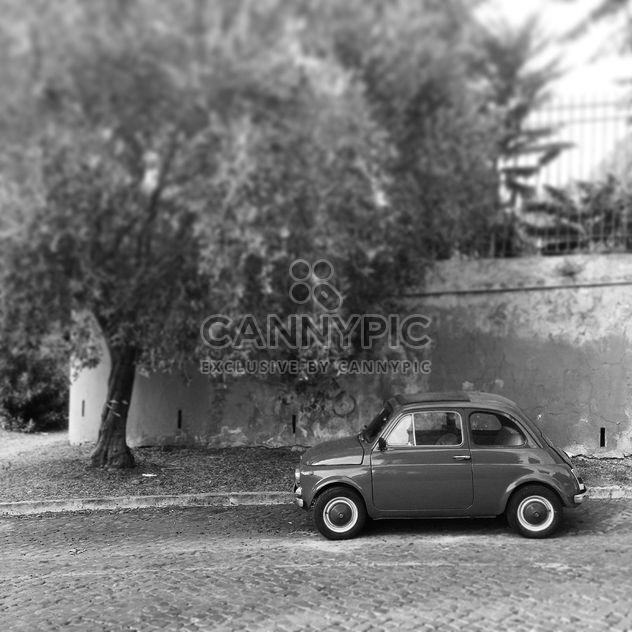 Alten Fiat 500-Auto - Kostenloses image #331643