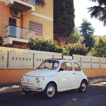 Fiat 500 - image gratuit #331663