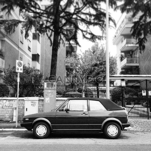 Antiguo coche de Volkswagen -  image #331673 gratis