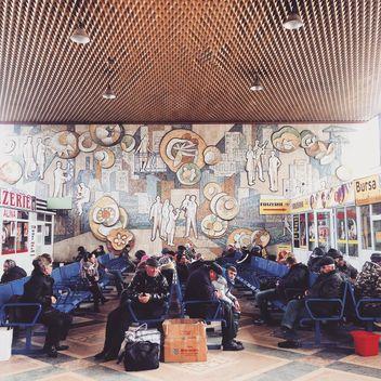 Southern Bus Terminal, Chisinau - image #332093 gratis